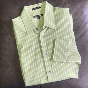 Express Modern Fit Dress Shirt